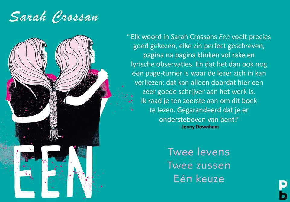 Sarah Crossan 'Een'