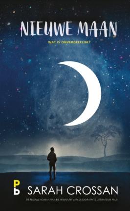 Nieuwe maan Sarah Crossan cover