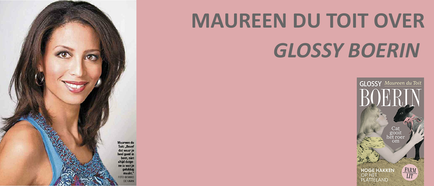 Interview Maureen du Toit Telegraaf