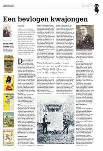 Van Abkoude in Reformatorisch Dagblad