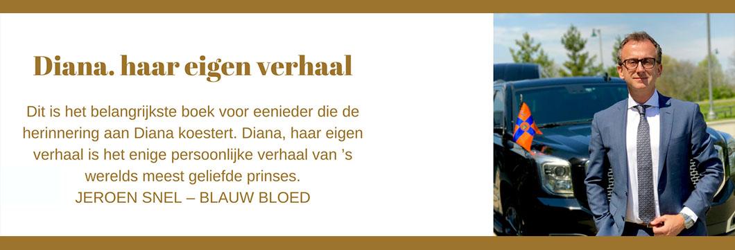Jeroen Snel Diana Blog
