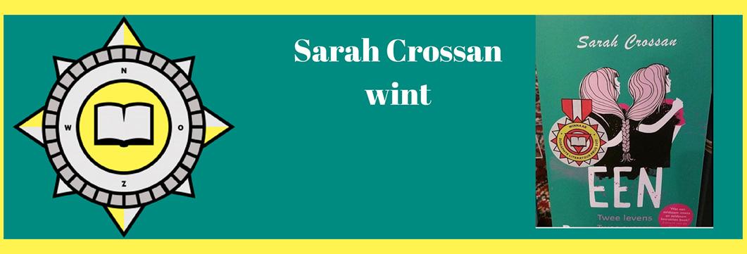 Sarah Crossan wint