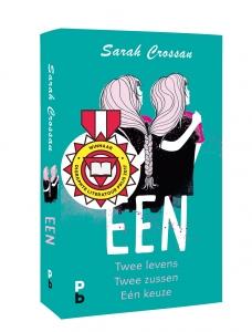 sarah Crossan Een met prijs